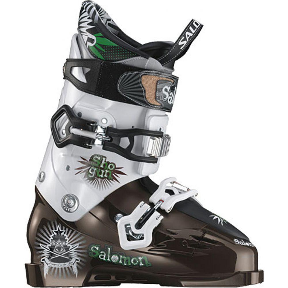 サロモン Salomon メンズ スキー・スノーボード シューズ・靴【Shogun Ski Boots】Brown/White
