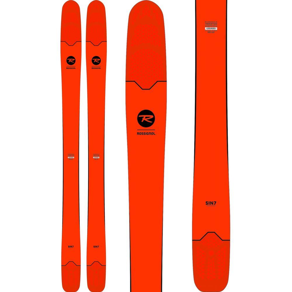 ロシニョール Rossignol メンズ スキー・スノーボード ボード・板【Sin 7 Skis 2019】