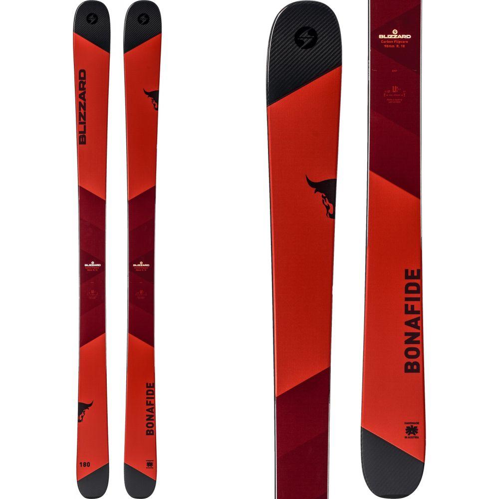 ブリザード Blizzard メンズ スキー・スノーボード ボード・板【Bonafide Skis 2019】Red