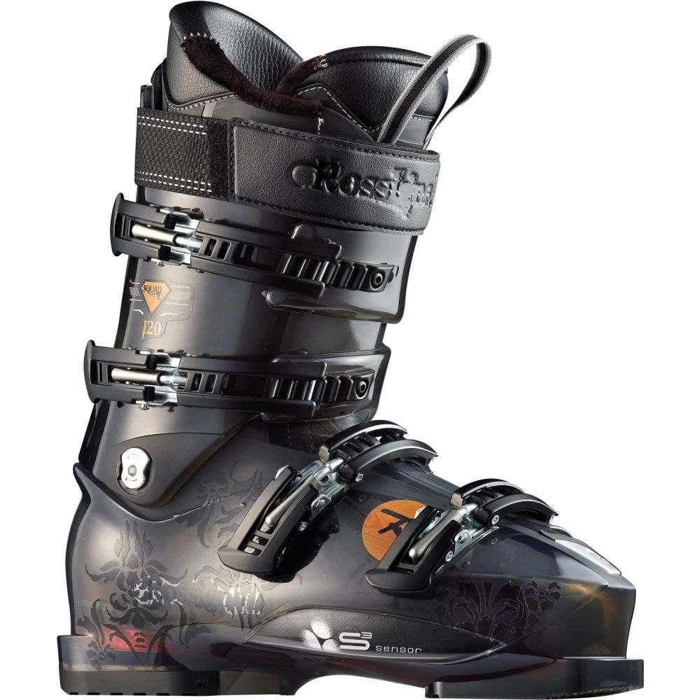 ロシニョール Rossignol メンズ スキー・スノーボード シューズ・靴【Squad Sensor3 120 Ski Boots】Black Transparent