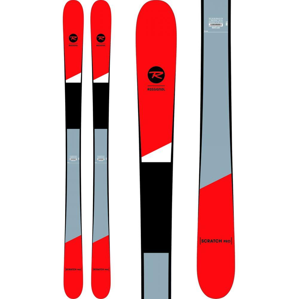 ロシニョール Rossignol メンズ スキー・スノーボード ボード・板【Scratch Pro Skis 2019】