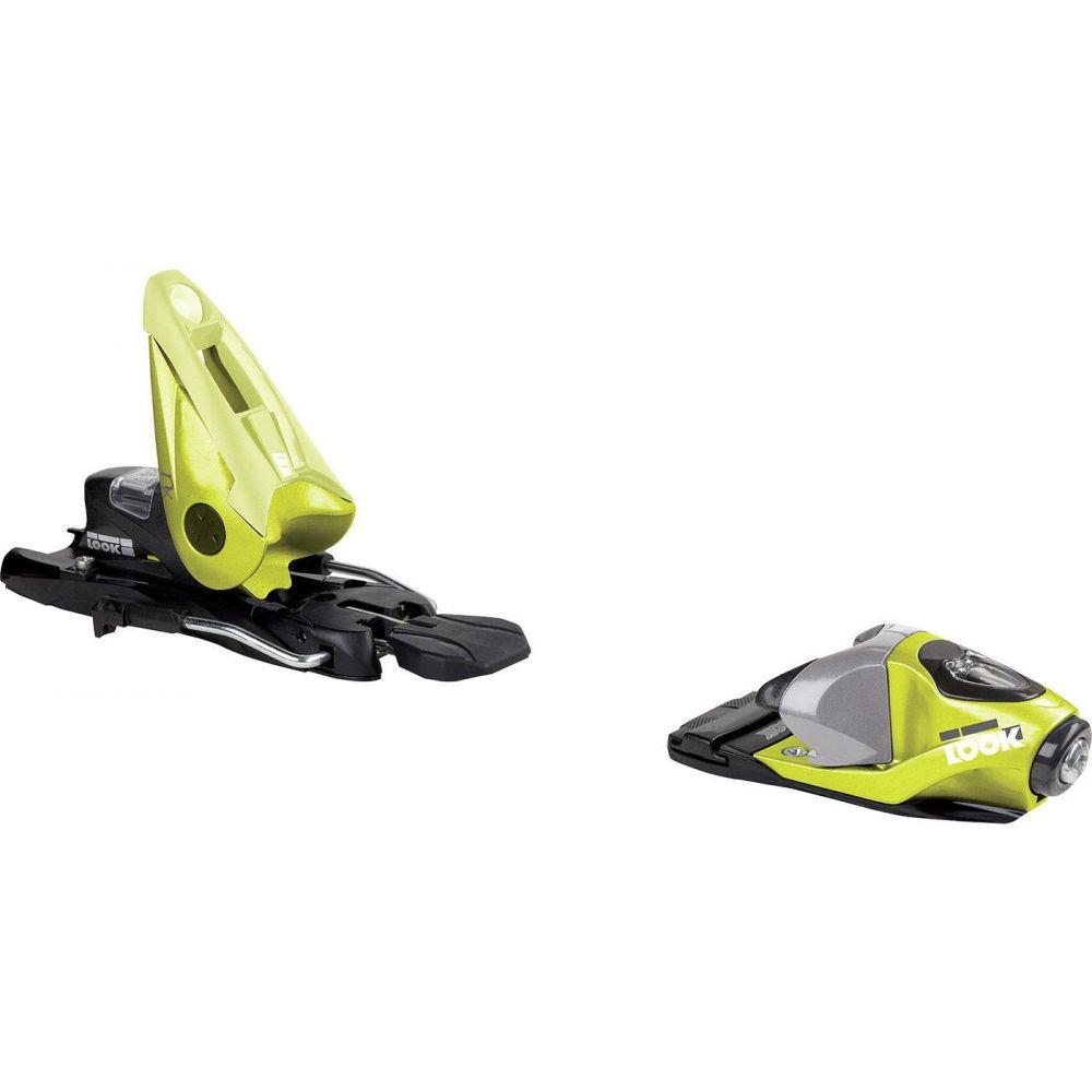 ルック Look レディース スキー・スノーボード ビンディング【NX 11 Ski Bindings】Yellow/Grey