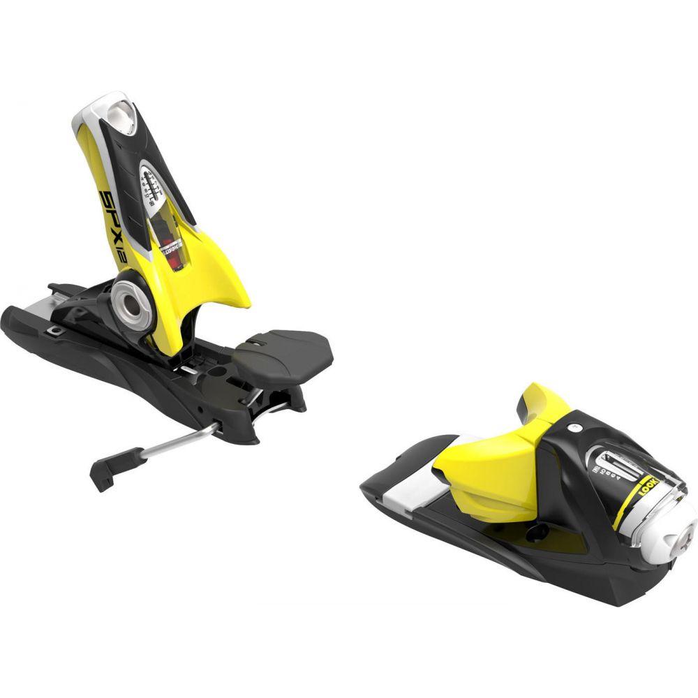 【送料無料/新品】 ルック Look レディース Ski スキー・スノーボード ビンディング WTR【SPX 12 Dual Dual WTR Ski Bindings】Black/Yellow, TMK:cc88528b --- canoncity.azurewebsites.net