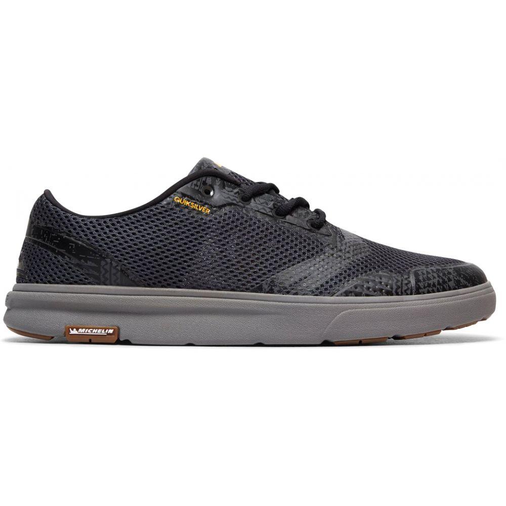 クイックシルバー Quiksilver メンズ シューズ・靴 ウォーターシューズ【Amphibian Plus Water Shoes】Grey/Grey/Orange