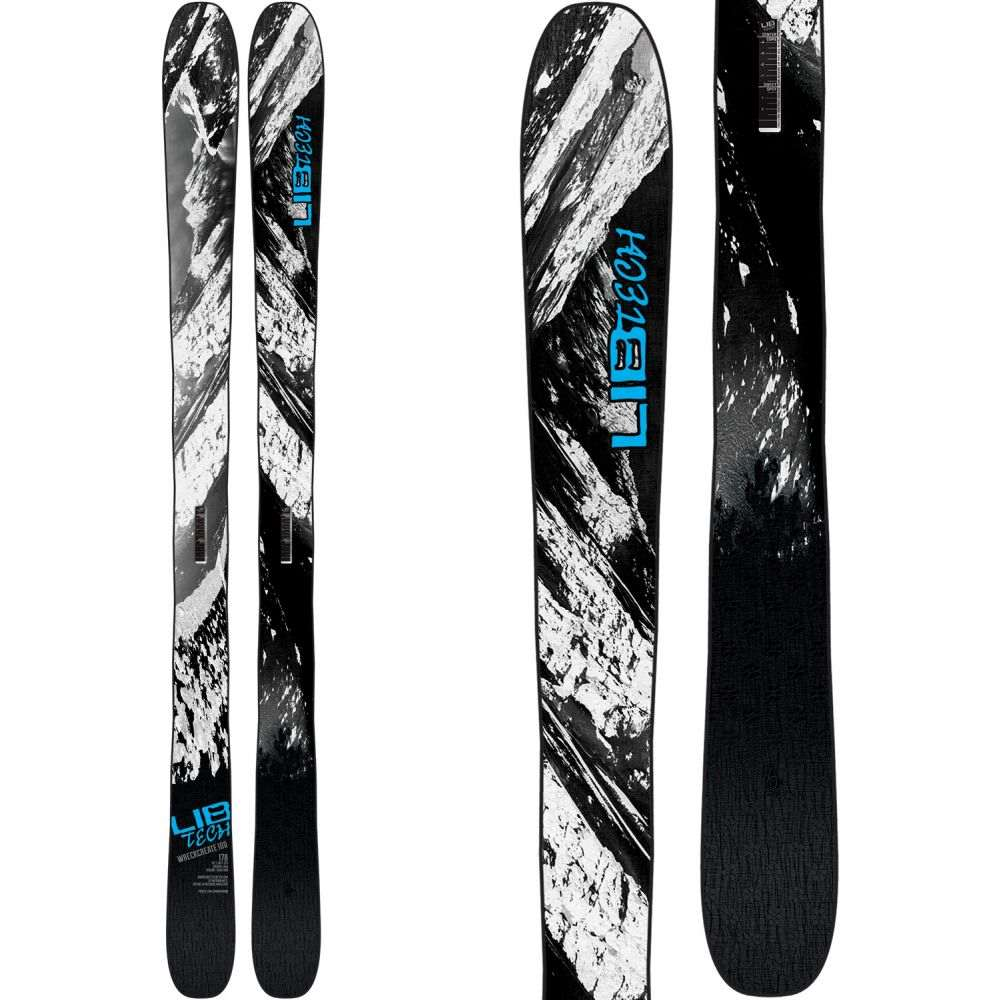 リブテック Lib Tech メンズ スキー・スノーボード ボード・板【Wreckcreate 100 Skis 2019】