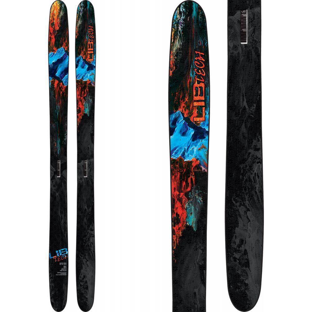 リブテック Lib Tech メンズ スキー・スノーボード ボード・板【UFO 100 Skis 2019】