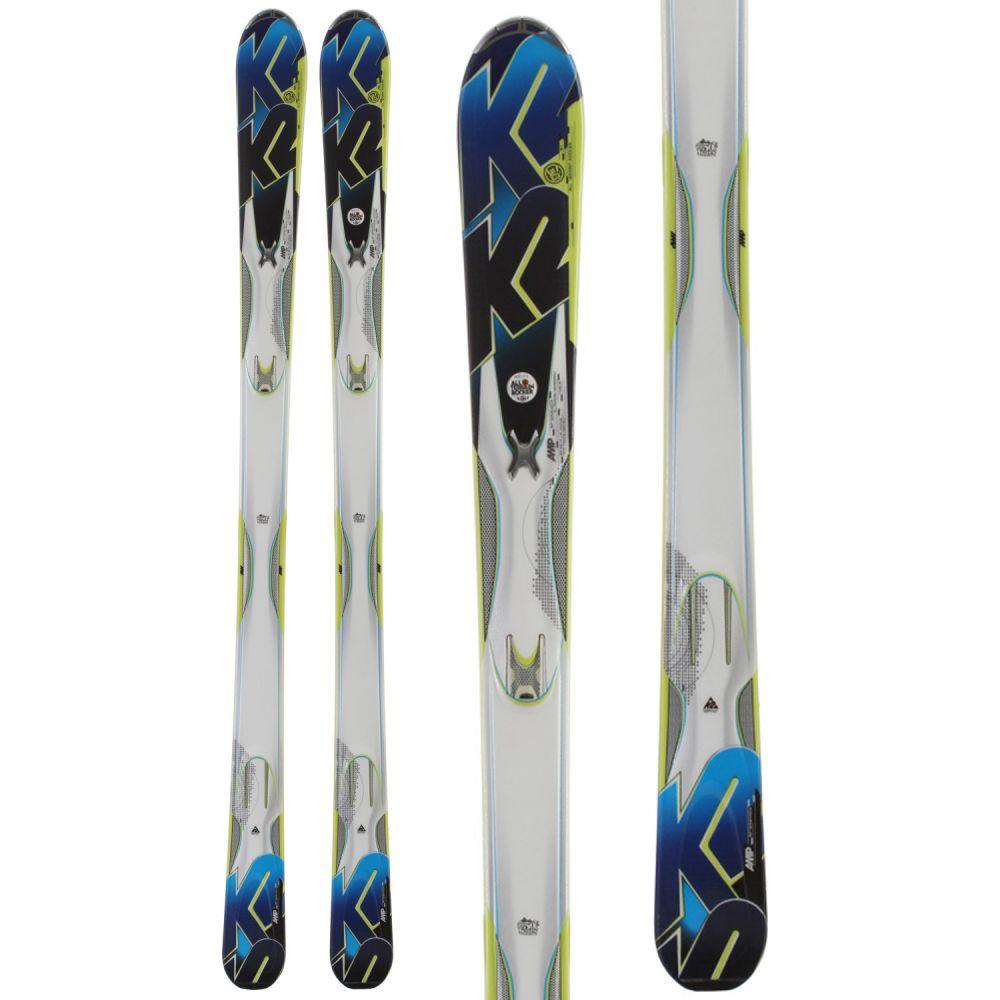ケーツー K2 メンズ スキー・スノーボード ボード・板【A.M.P. Aftershock Skis】