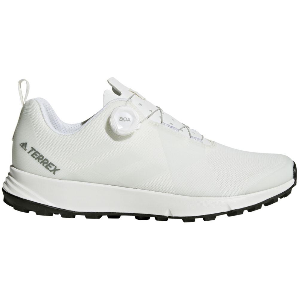 アディダス Adidas メンズ ランニング・ウォーキング シューズ・靴【Terrex Two BOA Trail Running Shoes】Non-Dyed/White/Black