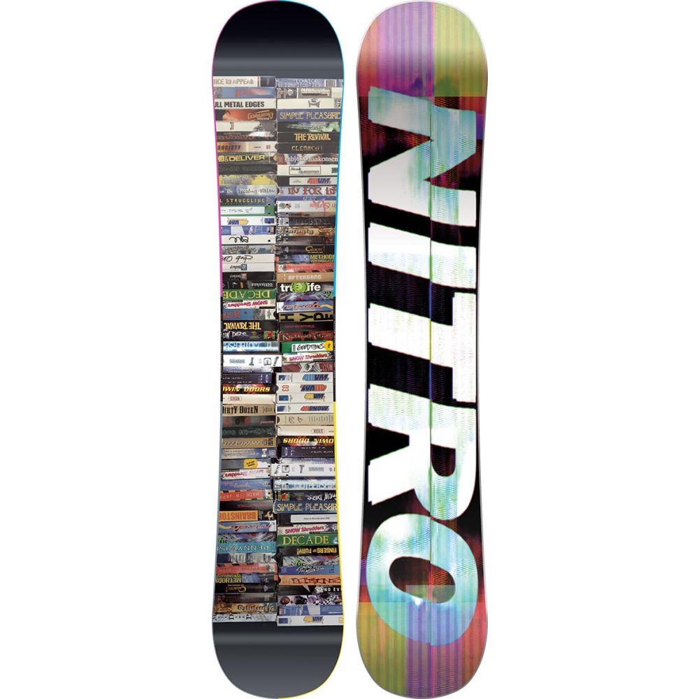 ニトロ Nitro メンズ スキー・スノーボード ボード・板【Good Times Blem Snowboard】