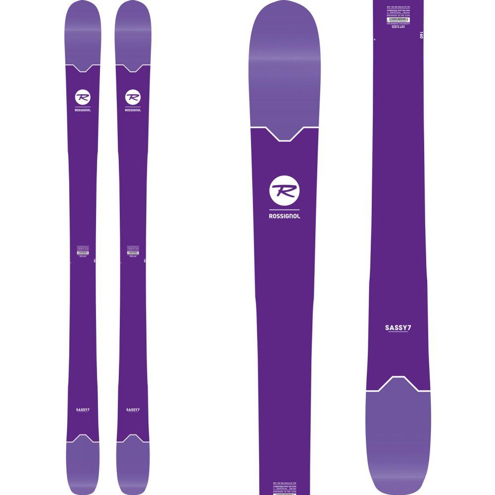 ロシニョール Rossignol レディース スキー・スノーボード ボード・板【Sassy 7 Skis】