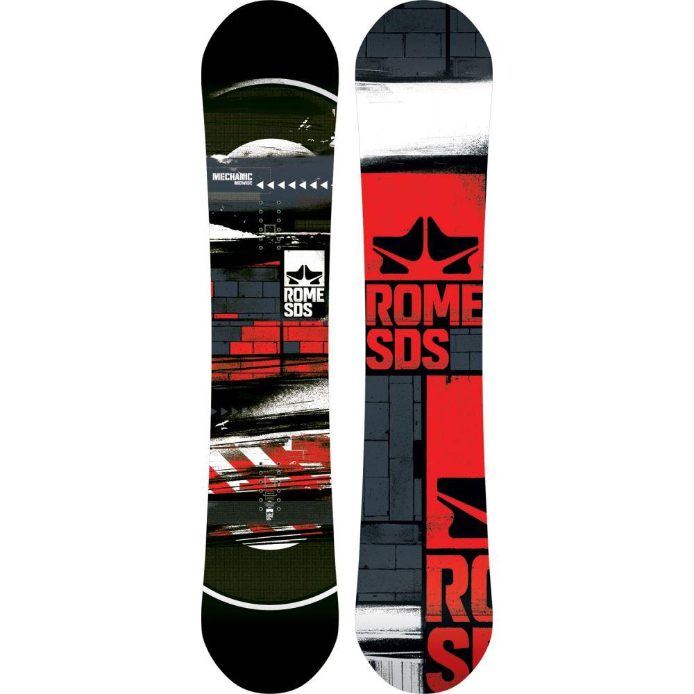 ローマー Rome メンズ スキー・スノーボード ボード・板【Mechanic Midwide Snowboard】