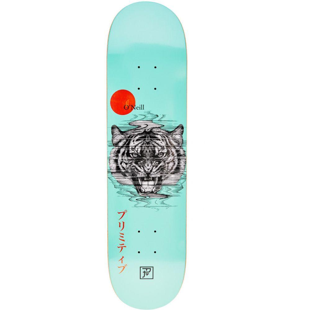 プリミティブ Primitive メンズ スケートボード ボード・板【O'Neill Tiger Skateboard Deck】Multicolor, BRAND SHOP トーマス:960748a9 --- fvf.jp