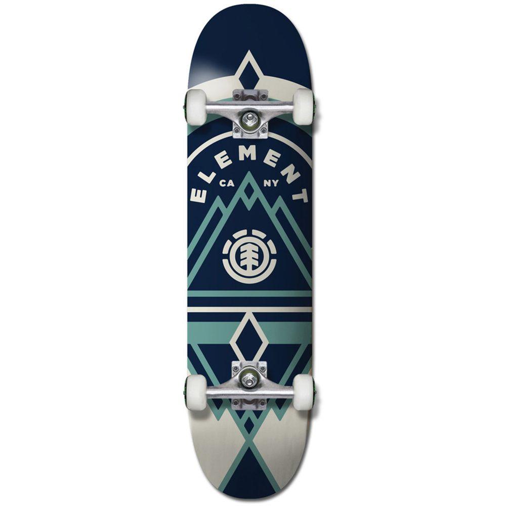 エレメント Element メンズ スケートボード ボード・板【Bow Skateboard Complete】