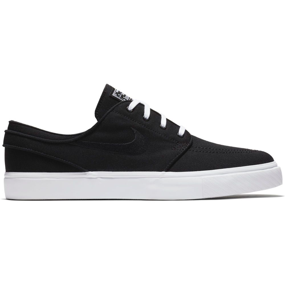 ナイキ Nike メンズ スケートボード シューズ・靴【SB Zoom Stefan Janoski Skate Shoes】Black/Black/White