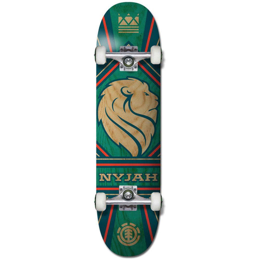 エレメント Element メンズ スケートボード ボード・板【Nyjah Monarch Skateboard Complete】