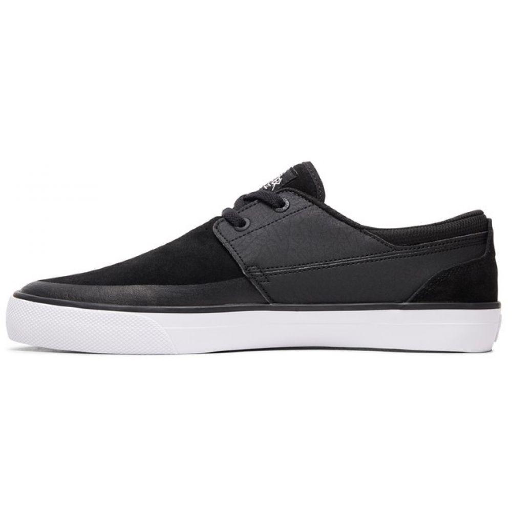 ディーシー DC メンズ スケートボード シューズ・靴【Wes Kremer 2 S Skate Shoes】Black