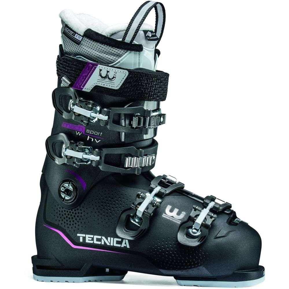 テクニカ Tecnica レディース スキー・スノーボード シューズ・靴【Mach Sport HV 75 Ski Boots 2019】Anthracite