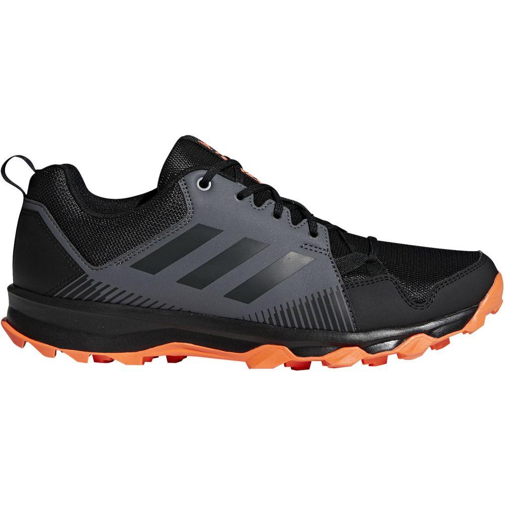 アディダス Adidas メンズ ランニング・ウォーキング シューズ・靴【Terrex Tracerocker Trail Running Shoes】Black/Carbon/Hi-Res Orange