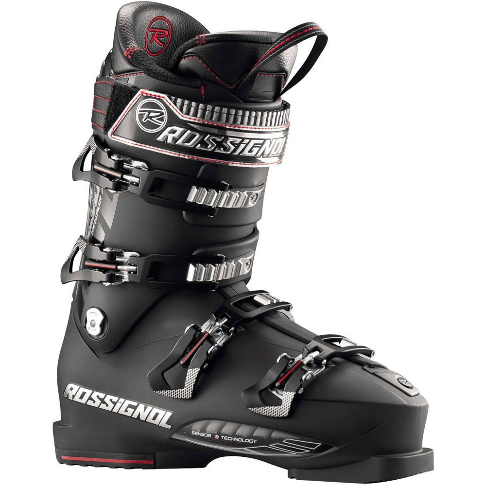ロシニョール Sensor3 Rossignol メンズ Ski スキー・スノーボード シューズ 130・靴【Pursuit Sensor3 130 Ski Boots】Black, コモのパン公式ショップ:d20f23fe --- sunward.msk.ru