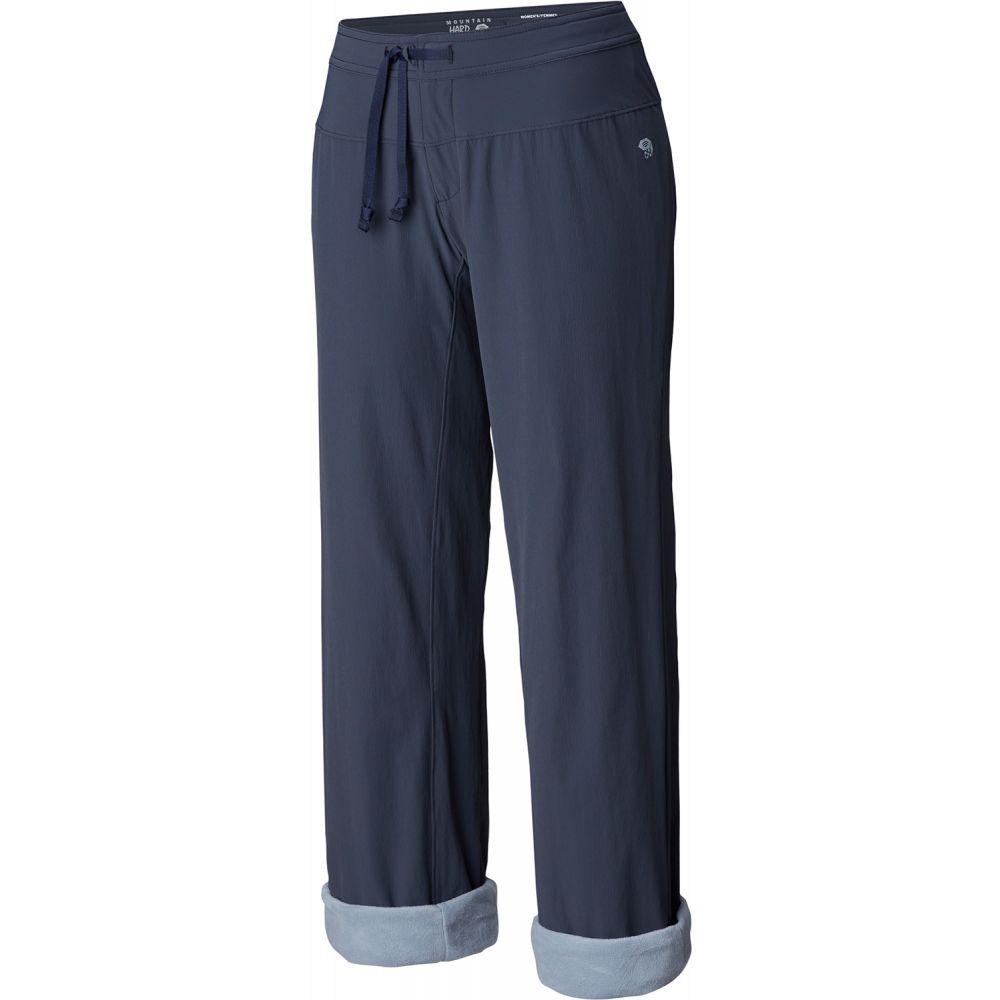 マウンテンハードウェア Mountain Hardwear レディース ハイキング・登山 ボトムス・パンツ【Yumalina Hiking Pants】Inkwell