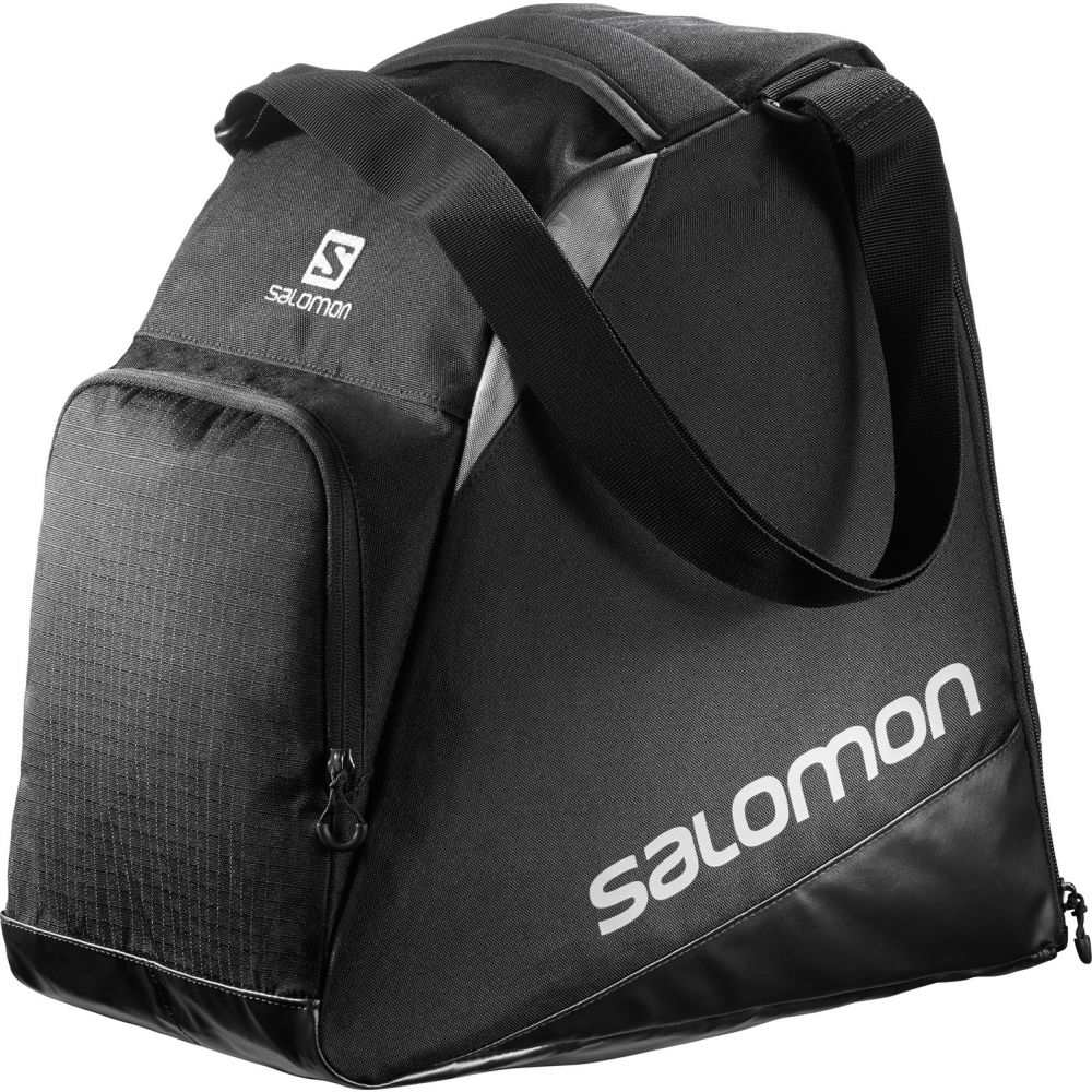 サロモン Salomon メンズ スキー・スノーボード【Extend Gearbag Ski Boot Bag 2019】Black/Light Onix