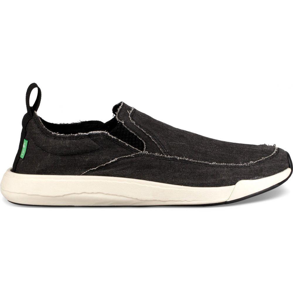 サヌーク Sanuk メンズ シューズ・靴 スニーカー【Chiba Quest Shoes】Black