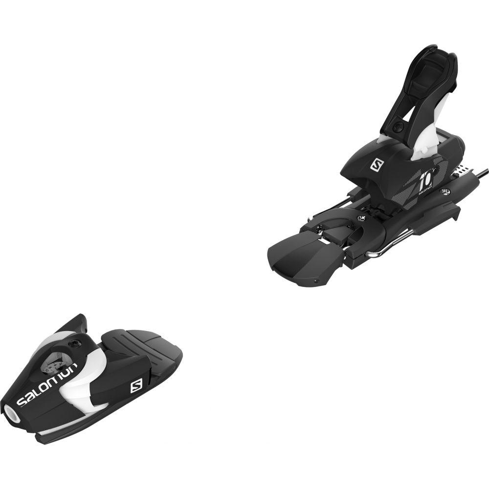 【特別訳あり特価】 サロモン Salomon レディース Salomon スキー・スノーボード ビンディング【Z10 Ski Ski Bindings 2019】Black/White 2019】Black/White, 米子市:a78d8942 --- canoncity.azurewebsites.net