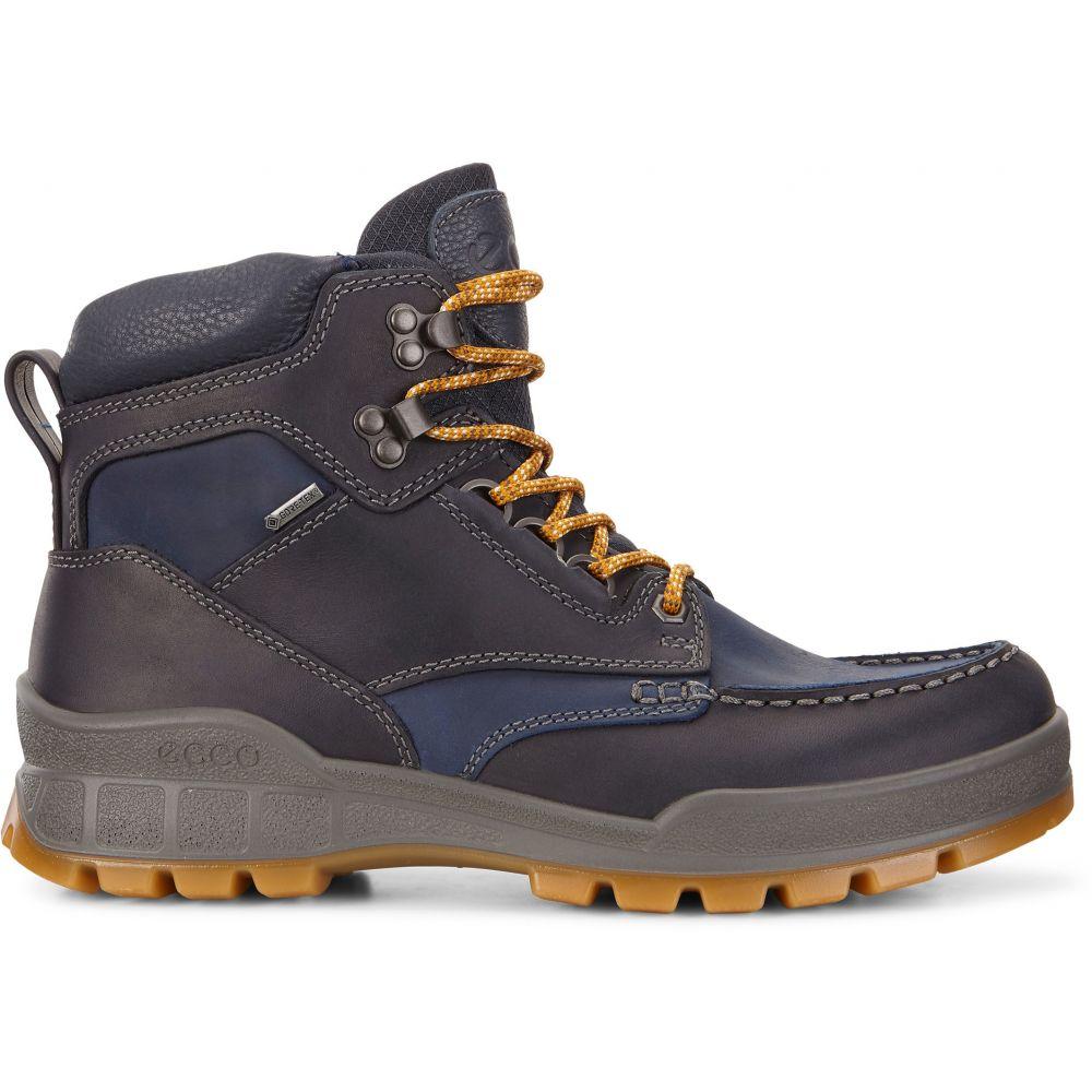 エコー ECCO メンズ ハイキング・登山 シューズ・靴【Track 25 Gore-Tex Hiking Boots】Navy/True Navy