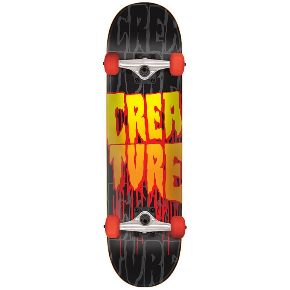 クリエーチャー Creature メンズ スケートボード ボード・板【Stacks LG Skateboard Complete 8.0 x 31.6in】