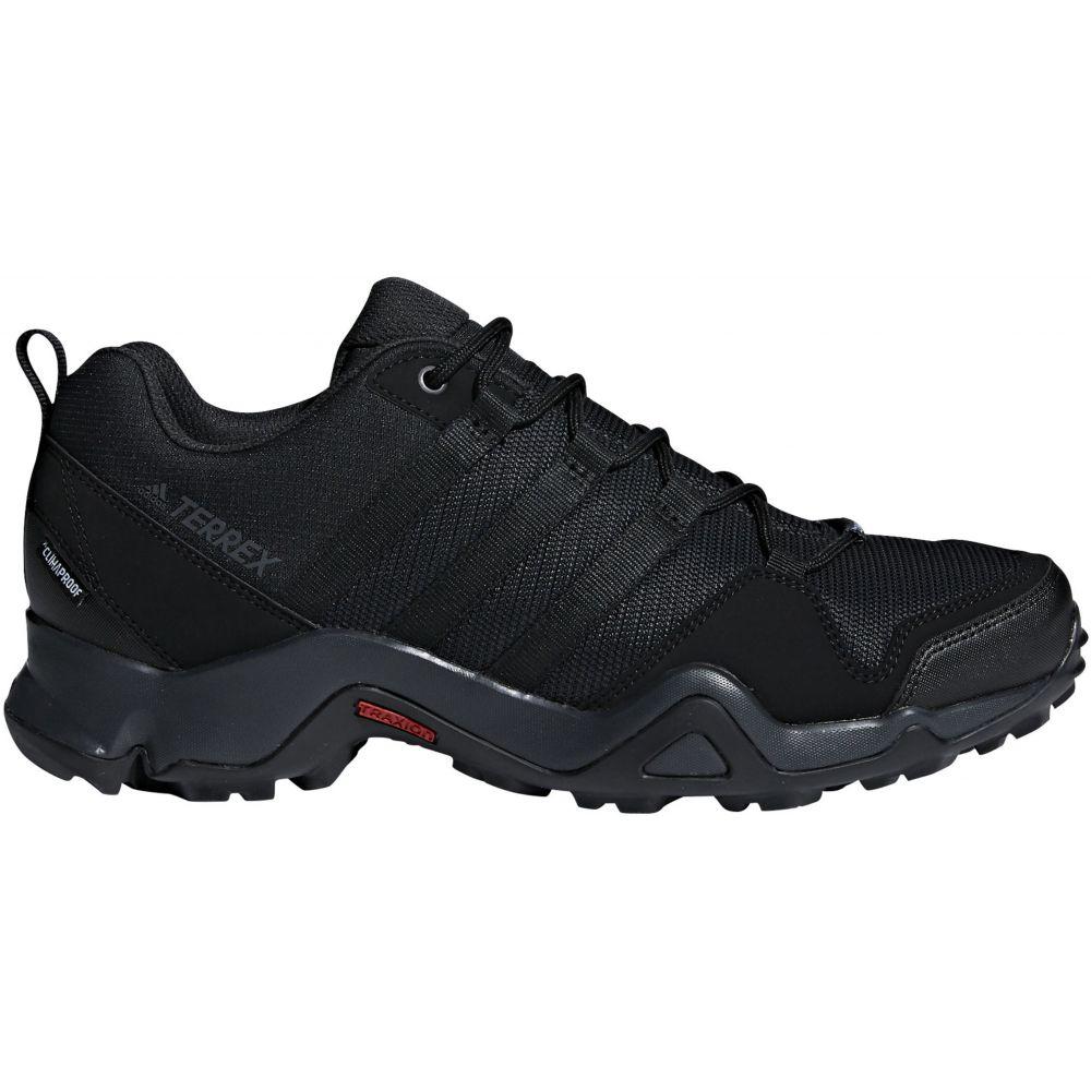 アディダス Adidas メンズ ハイキング・登山 シューズ・靴【Terrex AX2 CP Hiking Shoes】Black/Black/Black