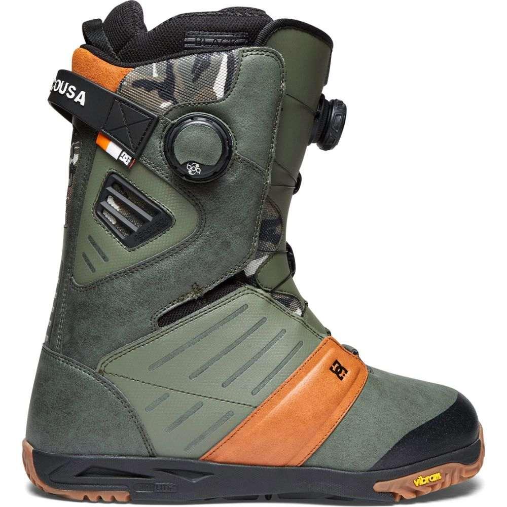 ディーシー DC メンズ スキー・スノーボード シューズ・靴【Judge BOA Snowboard Boots】Army Green