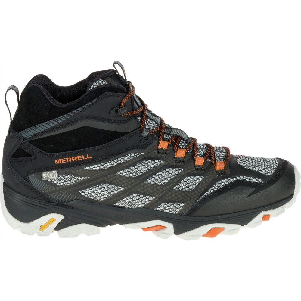 【正規通販】 メレル Merrell メンズ ハイキング Merrell・登山 シューズ メンズ・靴 FST【Moab FST Mid Waterproof Hiking Boots】Black, 【好評にて期間延長】:e4d64777 --- canoncity.azurewebsites.net