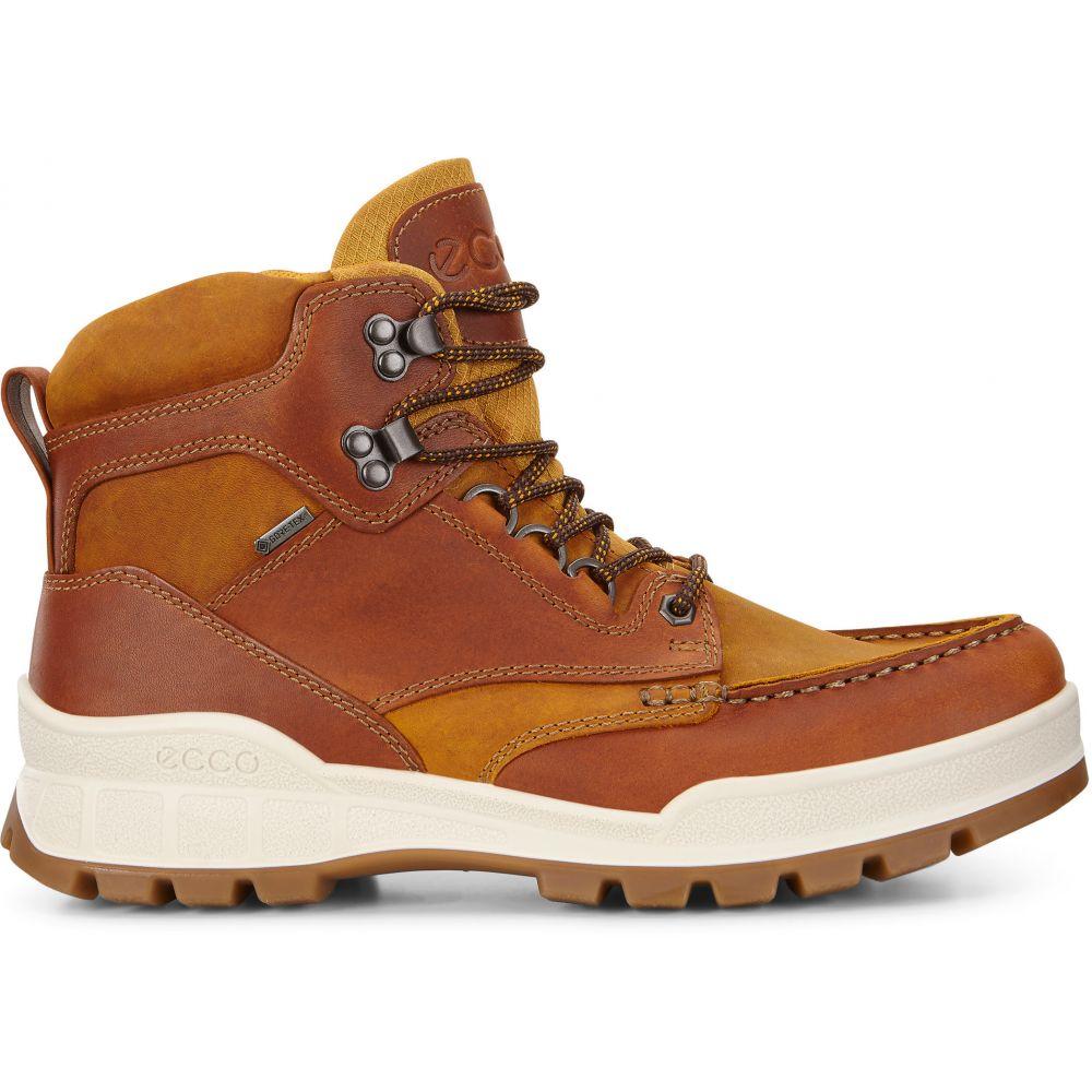 エコー ECCO メンズ ハイキング・登山 シューズ・靴【Track 25 Gore-Tex Hiking Boots】Amber/Oak