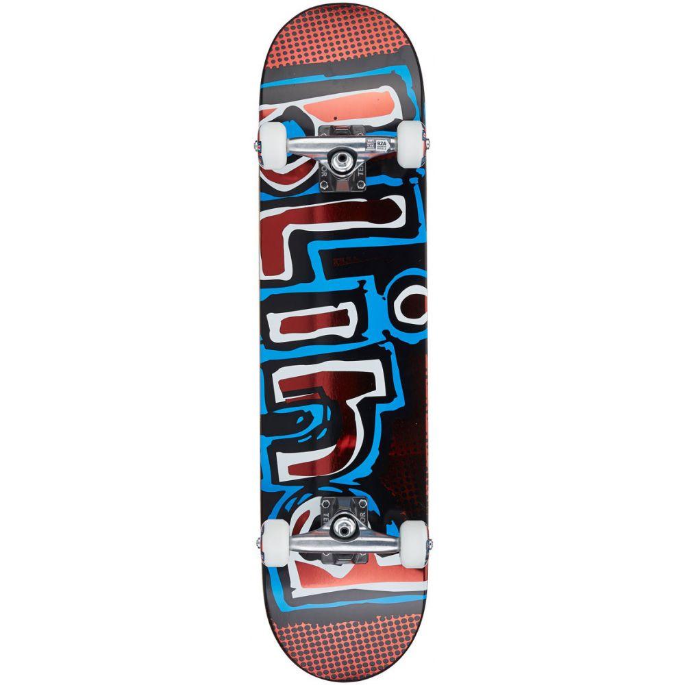ブラインド Blind メンズ スケートボード ボード・板【OG Foil Skateboard Complete】