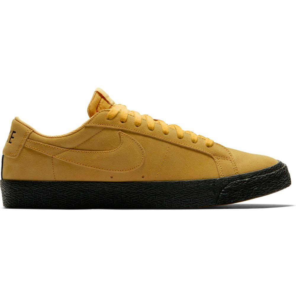 ナイキ Nike メンズ スケートボード シューズ・靴【SB Blazer Zoom Low Skate Shoes】Yellow Ochre/Yellow Ochre/Black