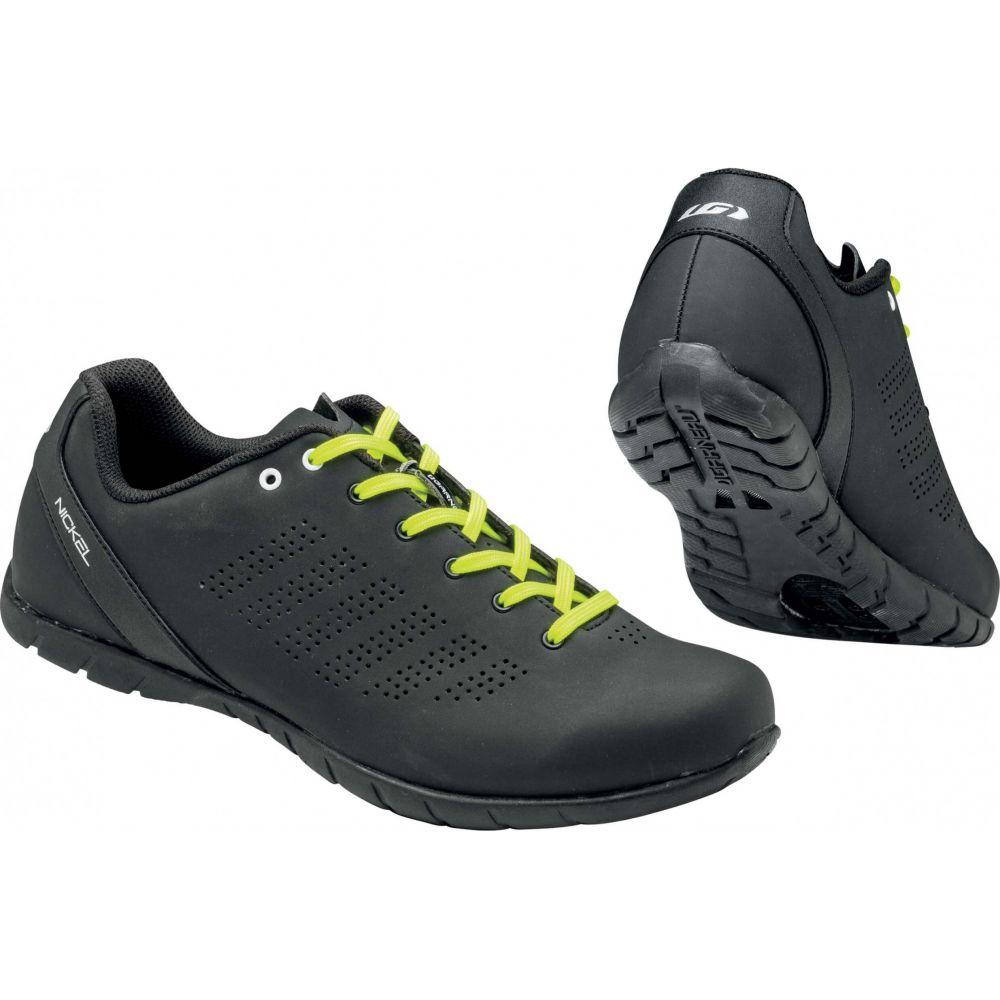 ルイガノ Louis Garneau メンズ 自転車 シューズ・靴【Nickle Bike Shoes】Black