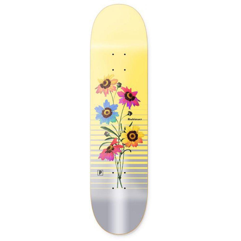プリミティブ Primitive メンズ スケートボード ボード・板【Rodriguez Daze Skateboard Deck】Multicolor