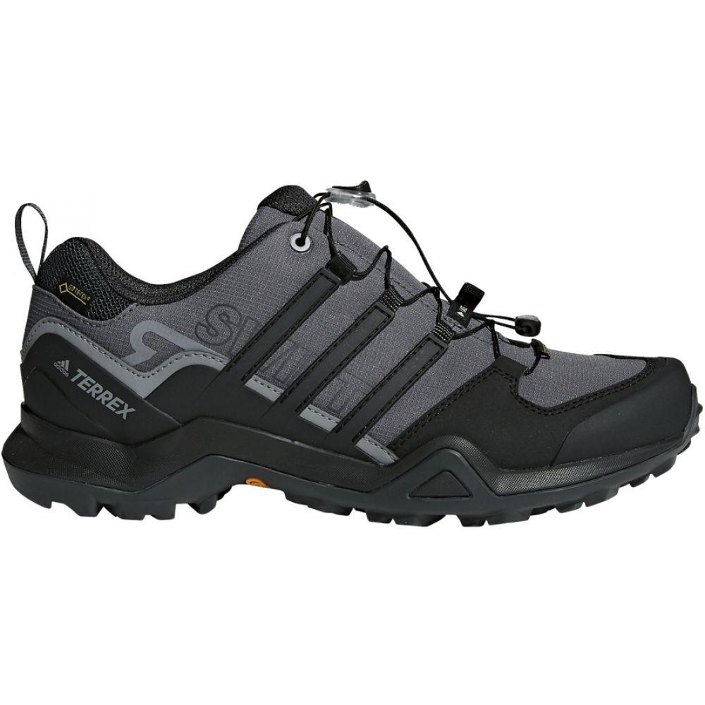 アディダス Adidas メンズ ハイキング・登山 シューズ・靴【Terrex Swift R2 GTX Hiking Shoes】Grey Five/Black/Carbon