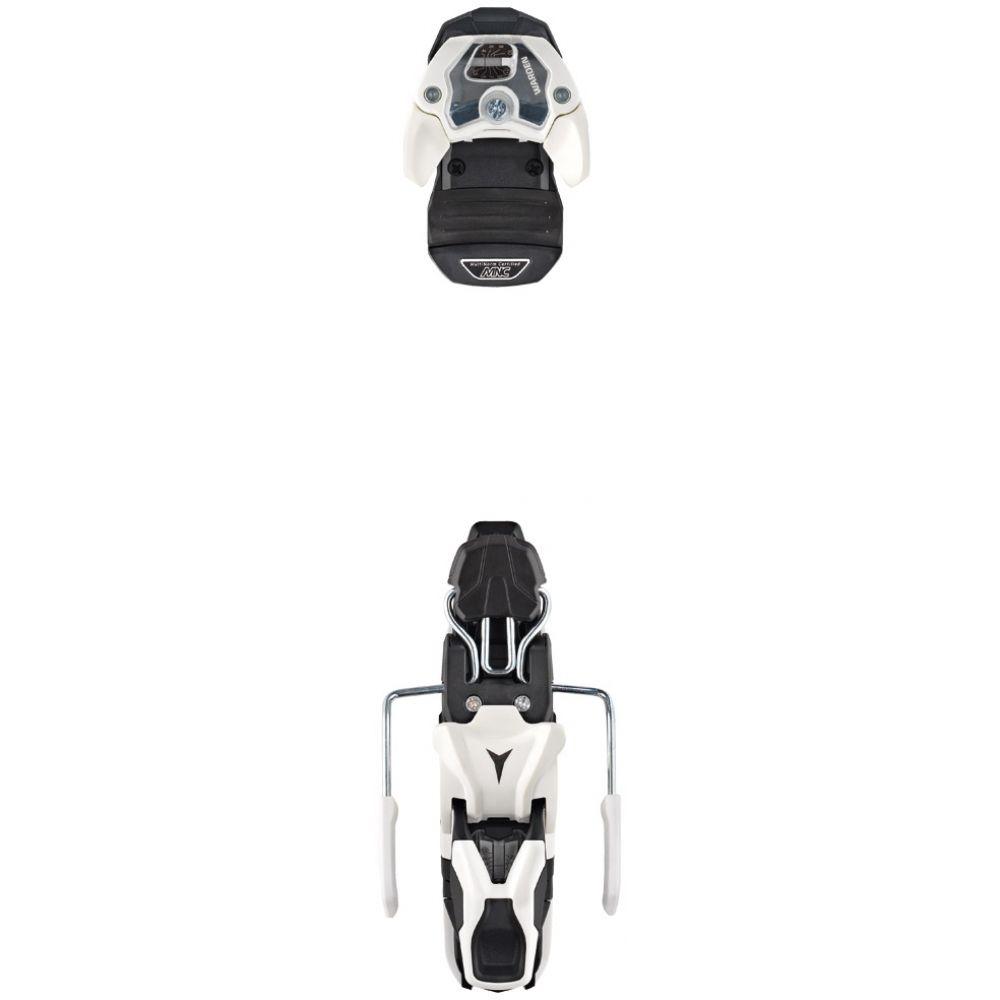 アトミック Atomic レディース スキー・スノーボード ビンディング【Warden MNC 11 Ski Bindings 2019】White