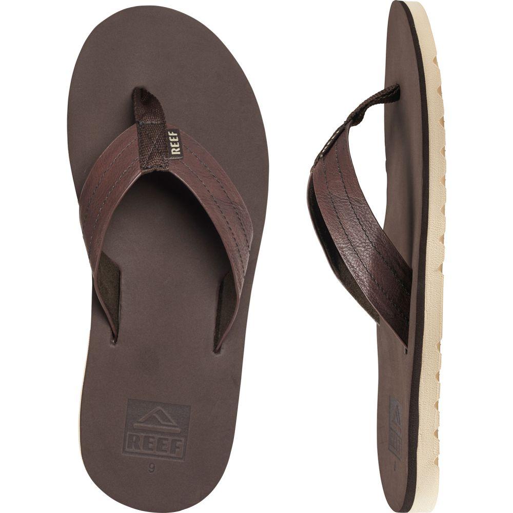 リーフ Reef メンズ シューズ・靴 サンダル【Voyage Sandals】Dark Brown