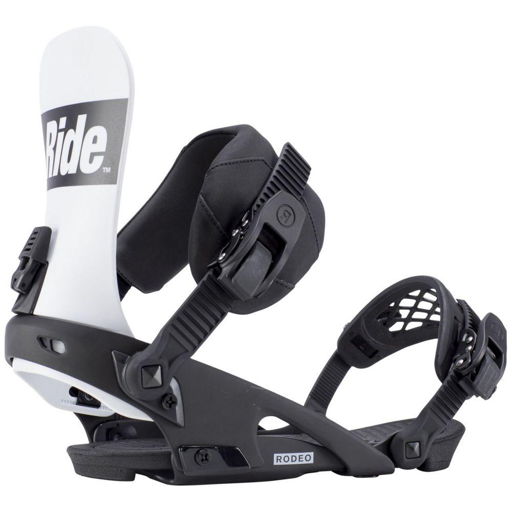 豪華 ライド Ride メンズ メンズ Snowboard スキー・スノーボード Bindings ビンディング【Rodeo Snowboard Bindings 2019】Black, ソラチグン:2af399a0 --- canoncity.azurewebsites.net