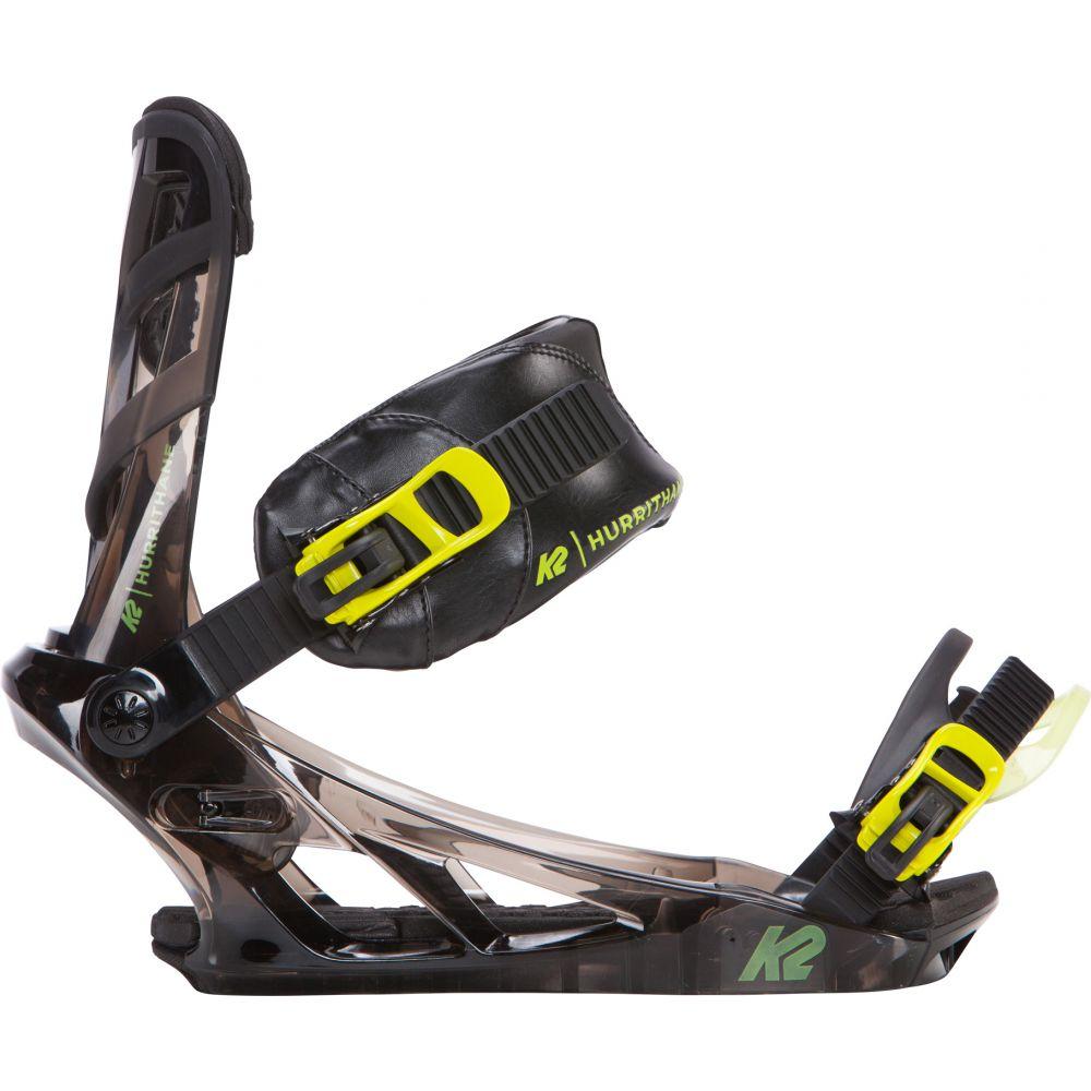 新しいブランド ケーツー K2 K2 メンズ スキー・スノーボード ビンディング【Hurrithane Snowboard Snowboard Bindings Bindings】Black】Black, アマギシ:b45290c2 --- clftranspo.dominiotemporario.com