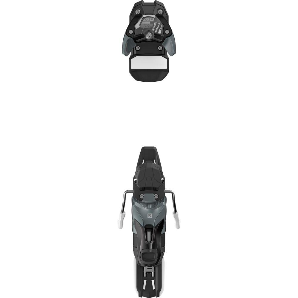 サロモン Salomon レディース スキー・スノーボード ビンディング【Warden 11 Ski Bindings 2019】Dark Grey/Black