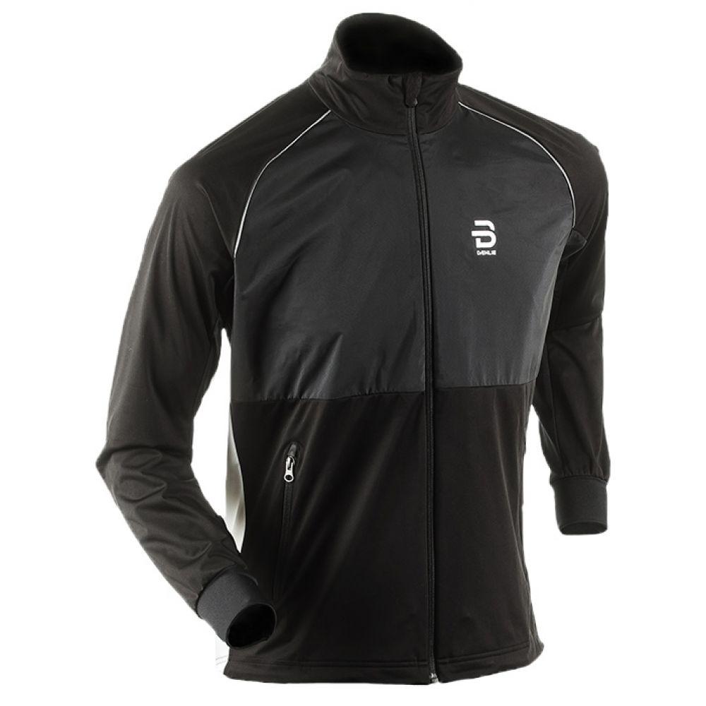 ビョルン ダーリ Bjorn Daehlie メンズ スキー・スノーボード アウター【Divide XC Ski Jacket】Black
