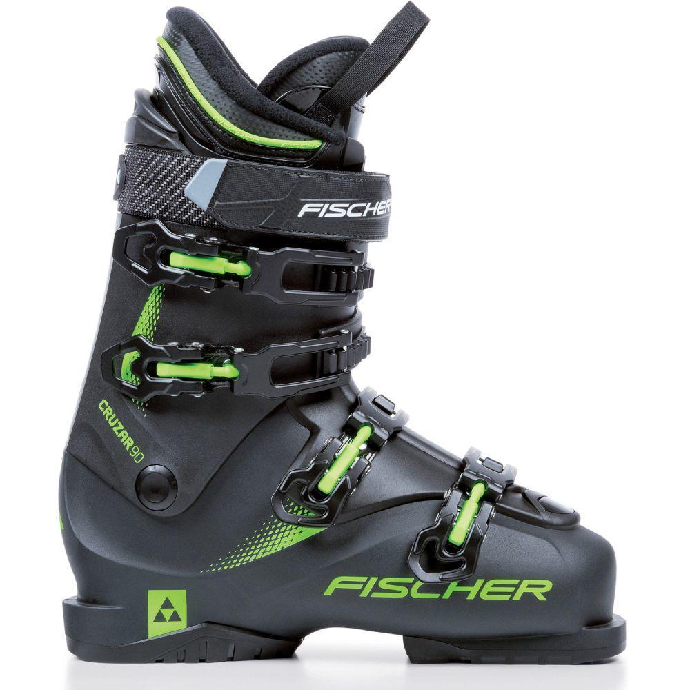 フィッシャー Fischer メンズ スキー・スノーボード シューズ・靴【Cruzar 90 Ski Boots】Black/Black