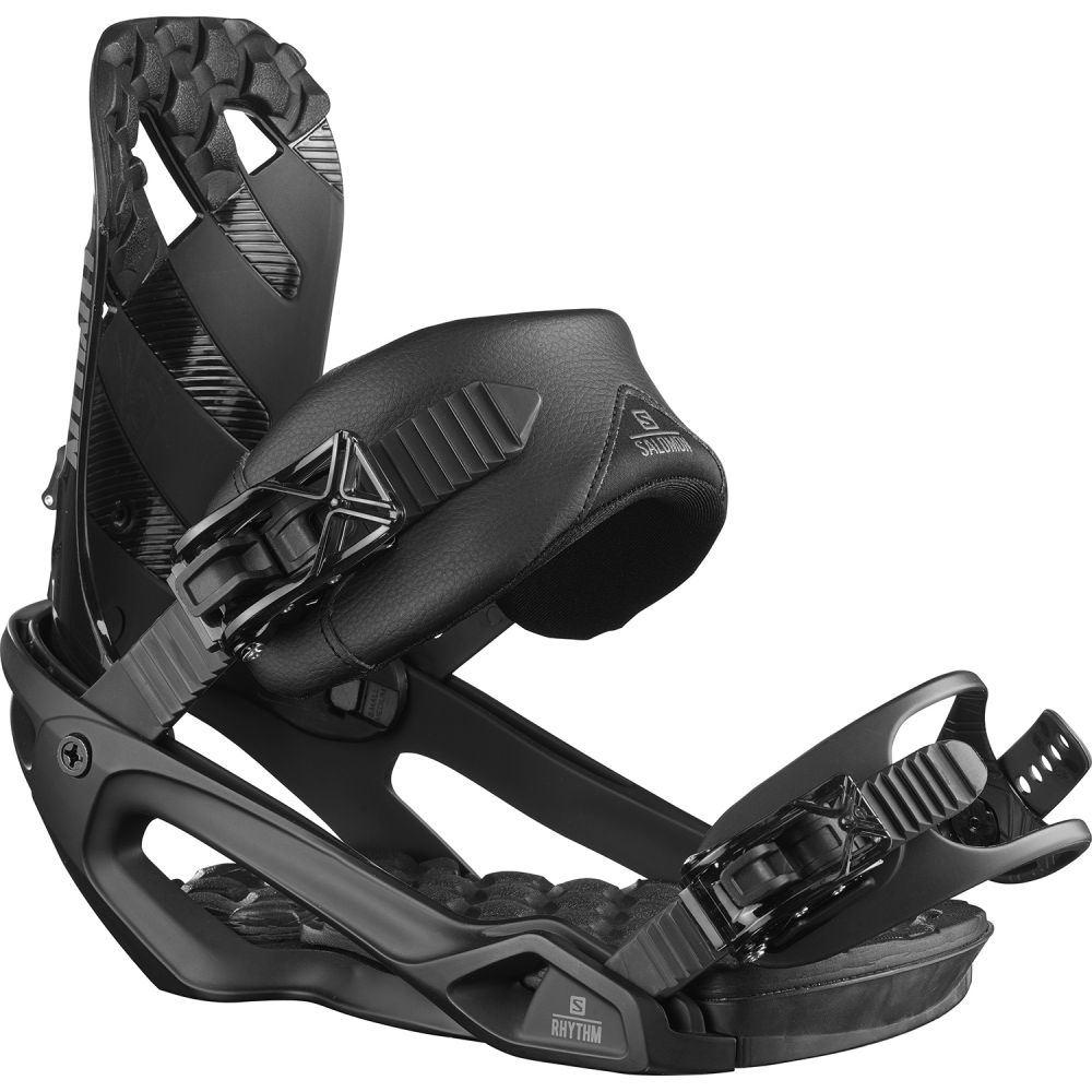 【即納】 サロモン メンズ Salomon メンズ 2019】Black スキー サロモン・スノーボード ビンディング【Rhythm Snowboard Bindings 2019】Black, オンラインショップ ルート8:46762571 --- konecti.dominiotemporario.com