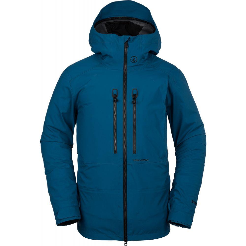 ボルコム Volcom メンズ スキー・スノーボード アウター【Guide Gore-Tex Snowboard Jacket 2019】Blue