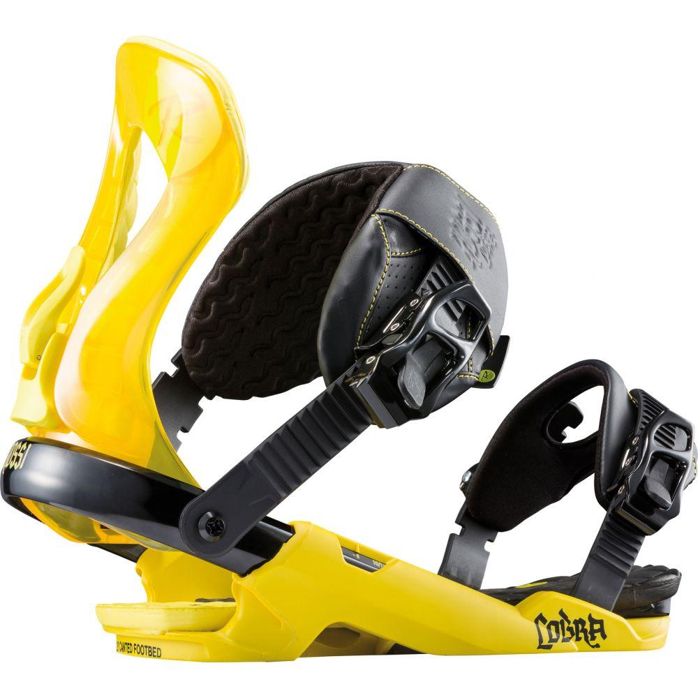 大流行中! ロシニョール Rossignol Rossignol Snowboard メンズ スキー Bindings・スノーボード ビンディング【Cobra Snowboard Bindings 2019】Yellow, 開運百貨店:88d8214e --- canoncity.azurewebsites.net