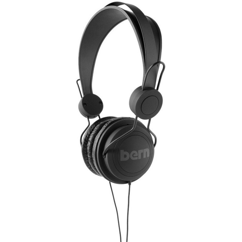 バーン Bern メンズ テックアクセサリー【Retro Headphones】Black
