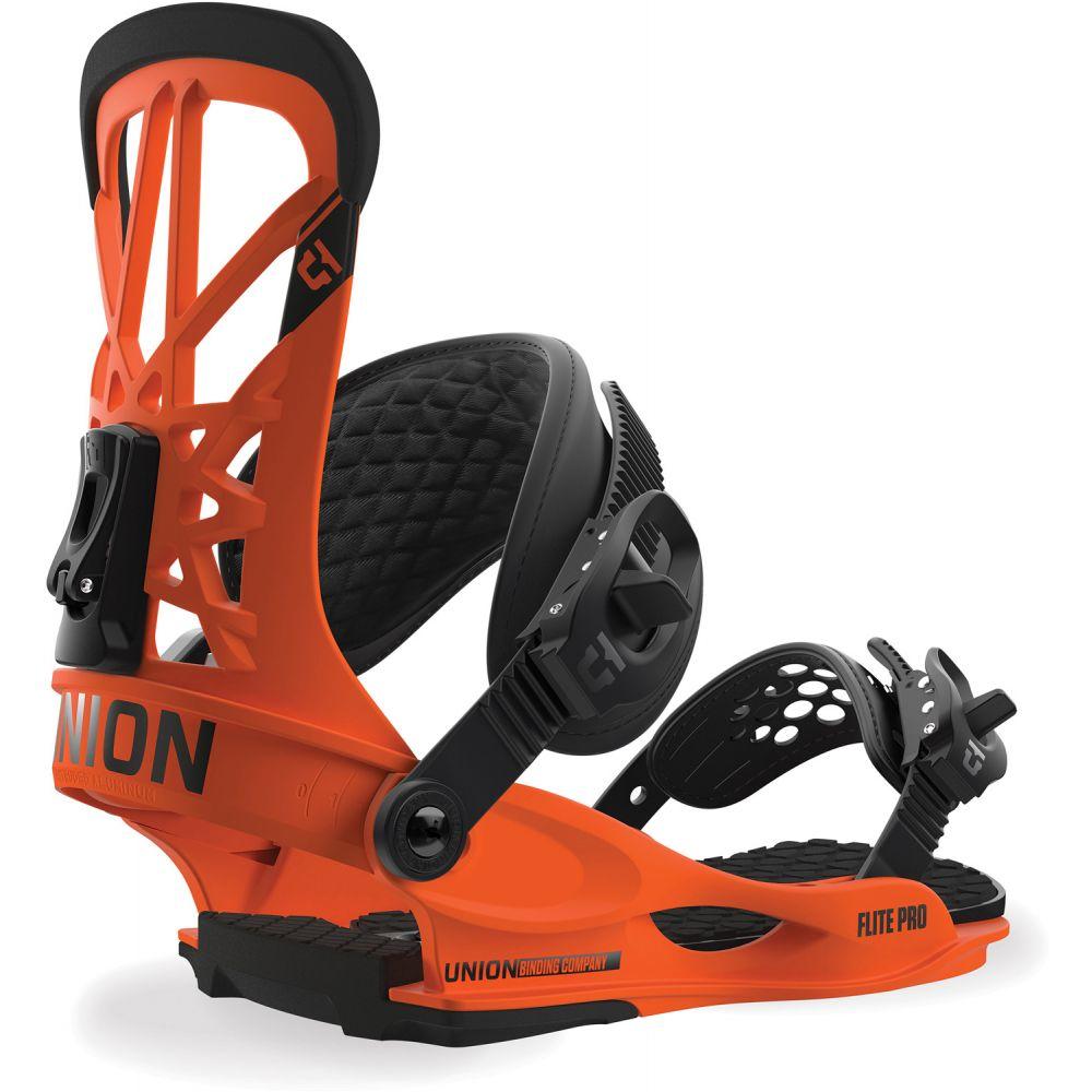 【人気商品】 ユニオン Union メンズ スキー・スノーボード Union Pro ビンディング メンズ【Flite Pro Snowboard Bindings 2019】Orange, 財部町:1d5913b8 --- canoncity.azurewebsites.net